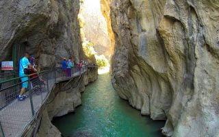 Saklıkent Kanyonu Fethiye