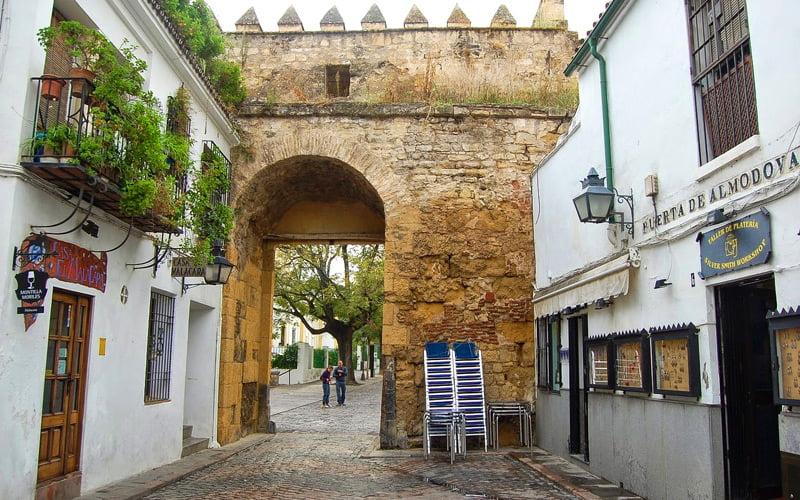 Eski Yahudi Mahallesi Cordoba