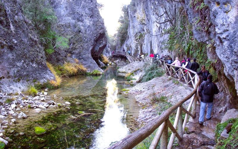 Cardeña-Montoro Dağları Tabiat Parkı