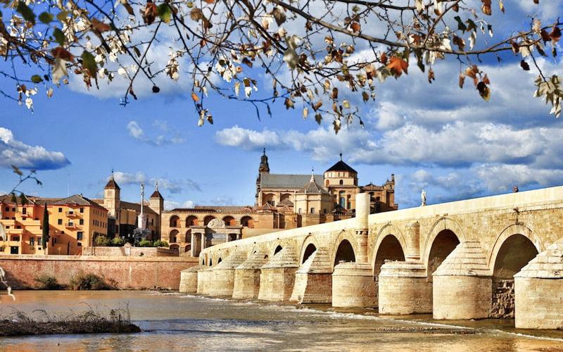 Roma Köprüsü Cordoba