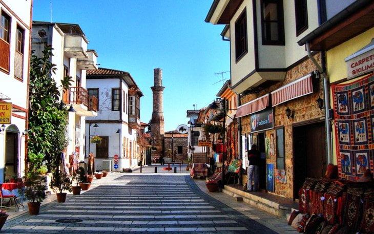 Antalya-Kis-Tatil