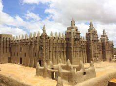 Djingarayber Cami Timbuktu