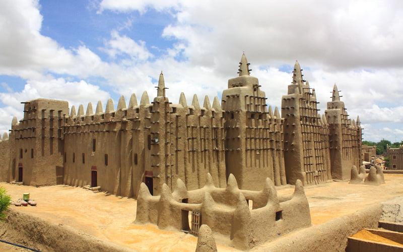 Djingarayber Camii Timbuktu