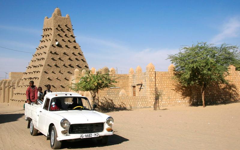 Sankore Üniversitesi Timbuktu