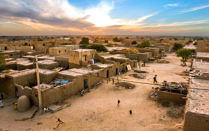Timbuktu Gezilecek Yerler