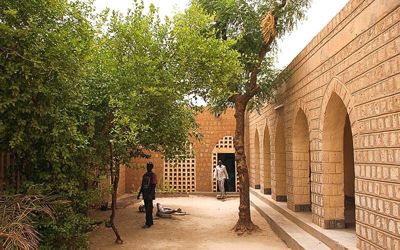 Ulusal Ahmed Baba Dökümantasyon Araştırma Merkezi Timbuktu