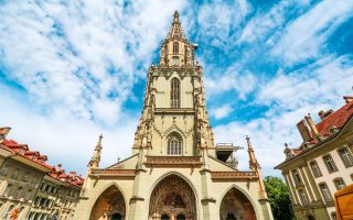Bern Minster Katedrali