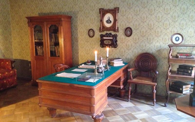 Dostoyevski Müzesi Stpetersburg