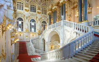Hermitage Müzesi Stpetersburg