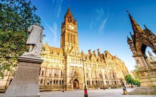 Manchester Belediye Sarayı