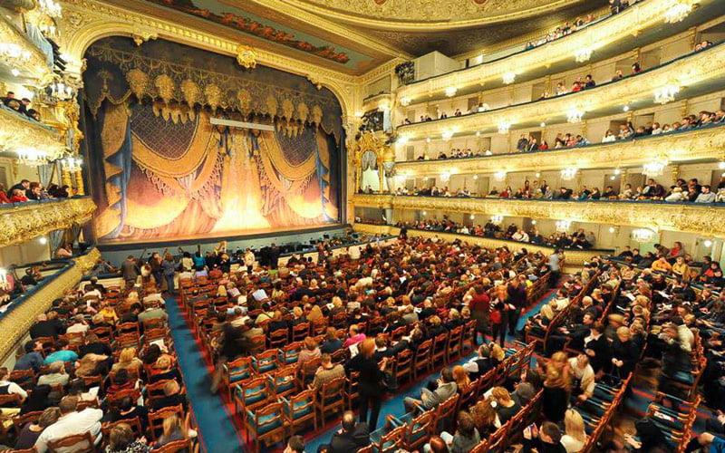 Mariinsky Tiyatrosu Stpetersburg