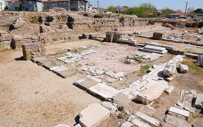 Perinthos Antik Kenti Tekirdağ