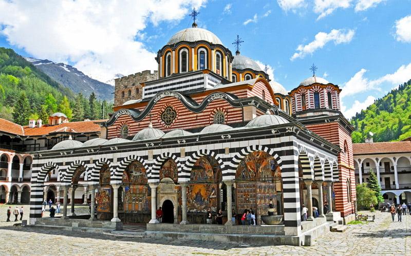 Rilski Manastırı Sofya