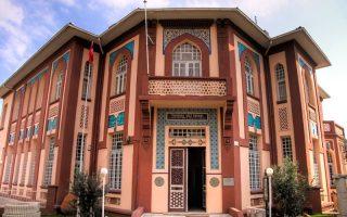 Tekirdağ Arkeoloji Etnografya Müzesi