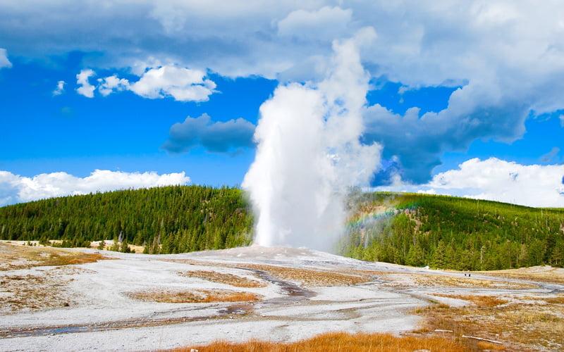 Yellowstone Ulusal Parkı Gezilecek Yerler