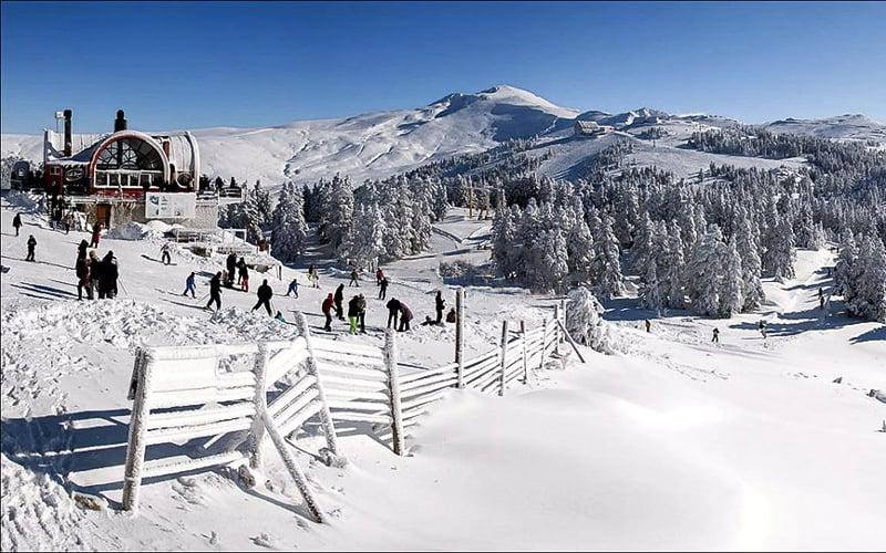 Bolkar Kayak Merkezi