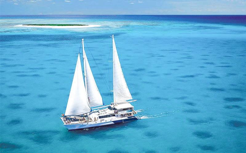 Yelken büyük set resifi