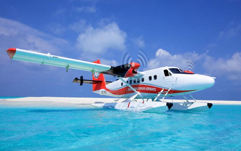 deniz uçağı büyük set resifini keşfetmenin yolları
