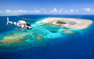 helikopter büyük set resifi keşfet
