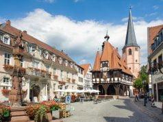 Almanyanin gorulecek kasabalari