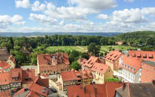 Quedlinburg Almanya