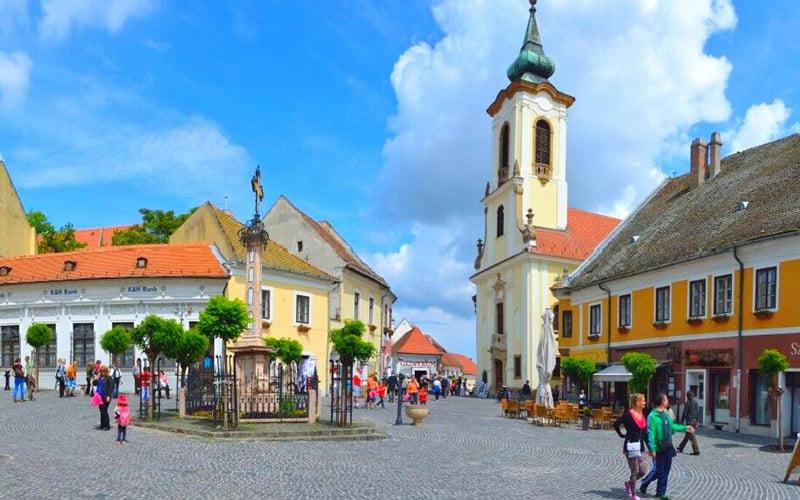 Szentendre-Macaristan