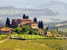 Toskana Italya
