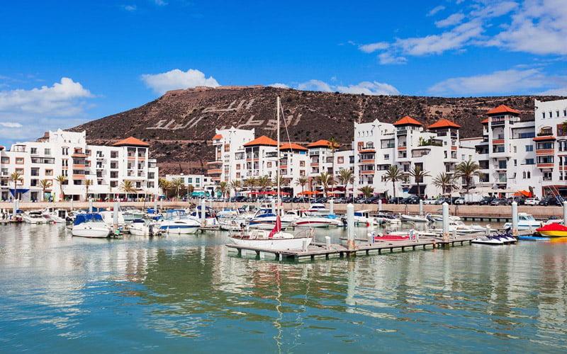 Agadir-Fas