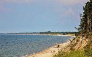 Cape-Kolka-Letonya