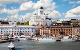 Helsinki-Finlandiya