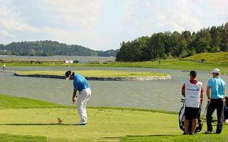 Isvec Finlandiya Golf