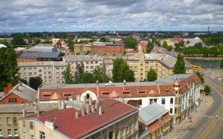 Liepaja-Letonya