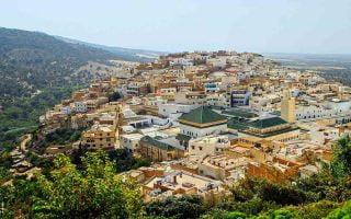 Meknes-Fas