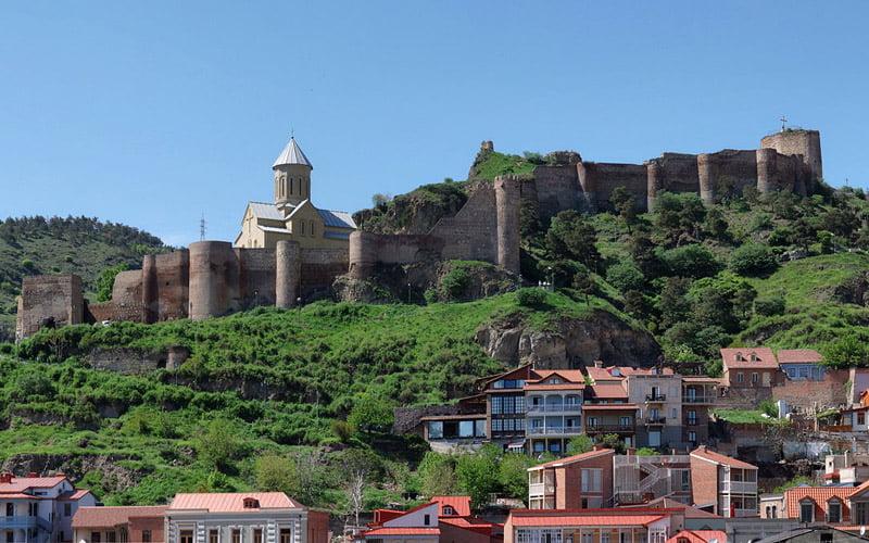 Narikala-Kalesi-Tiflis