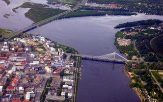 Rovaniemi-Finlandiya