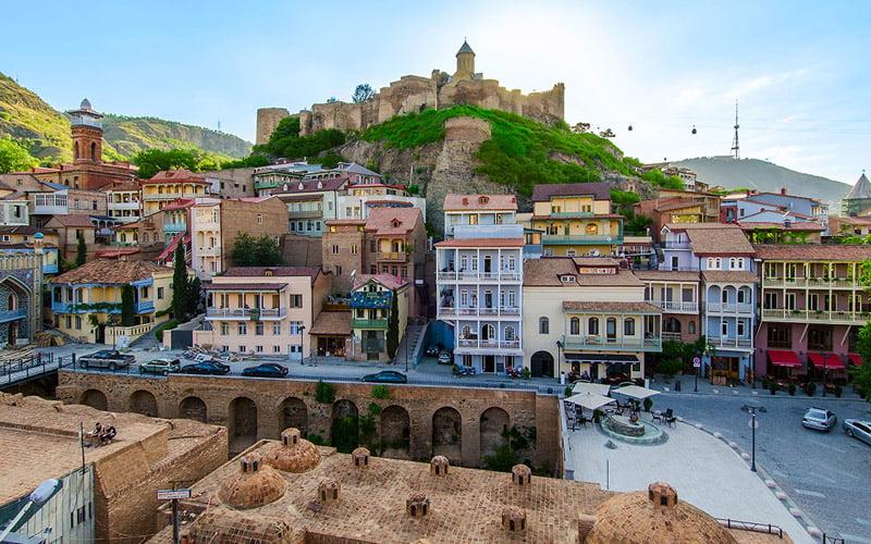 Sololaki-Tepesi-Tiflis