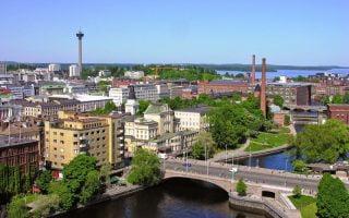 Tampere-Finlandiya