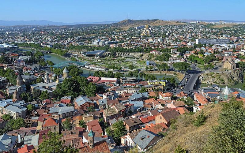 Tiflis-Eski-Sehir-Bolgesi