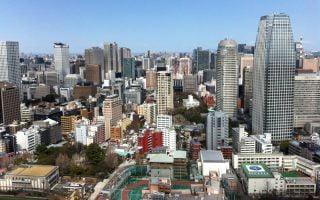 Tokyo-Gezisi-Japonya