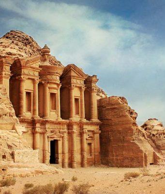 El-Deir-Manastiri-Petra