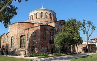 Turkiye-Inanc-Merkezleri-Aya-Irini-Kilisesi