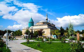 Turkiye-Inanc-Merkezleri-Mevlana-Muzesi
