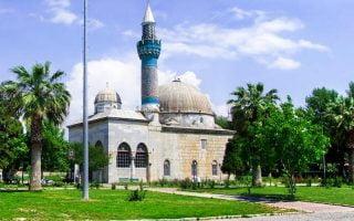 Turkiye-Inanc-Merkezleri-Yesil-Camii