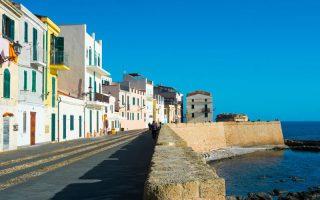 Alghero-Italya-Kasabalari