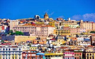 Cagliari-Italya-Kasabalari
