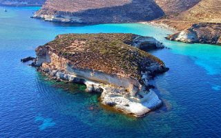 Lampedusa-Italya-Kasabalari