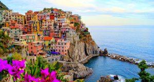 Manarola-Italya-Kasabalari