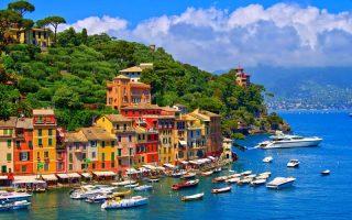 Portofino-Italya-Kasabalari