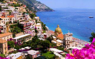 Positano-Italya-Kasabalari